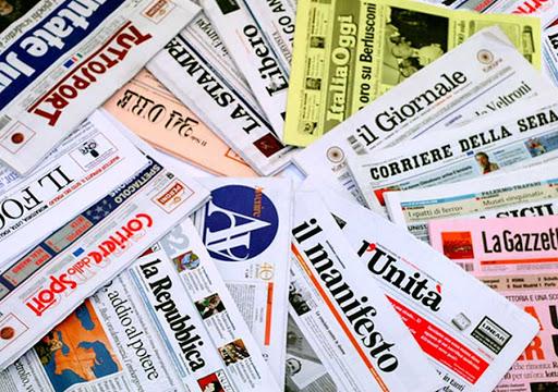 Campagne e Pubblicità su Testate Giornalistiche