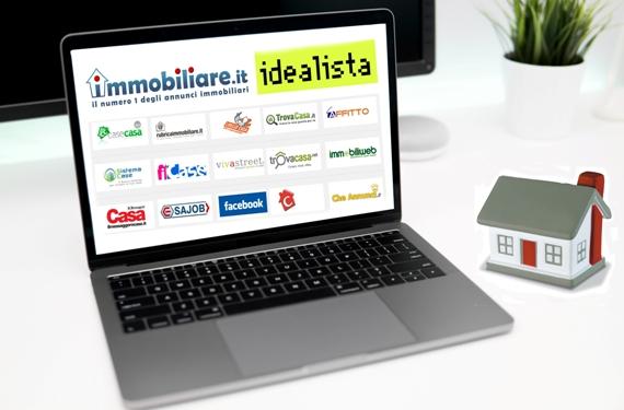 Pubblicità Dedicata sui Principali Portali Immobiliari