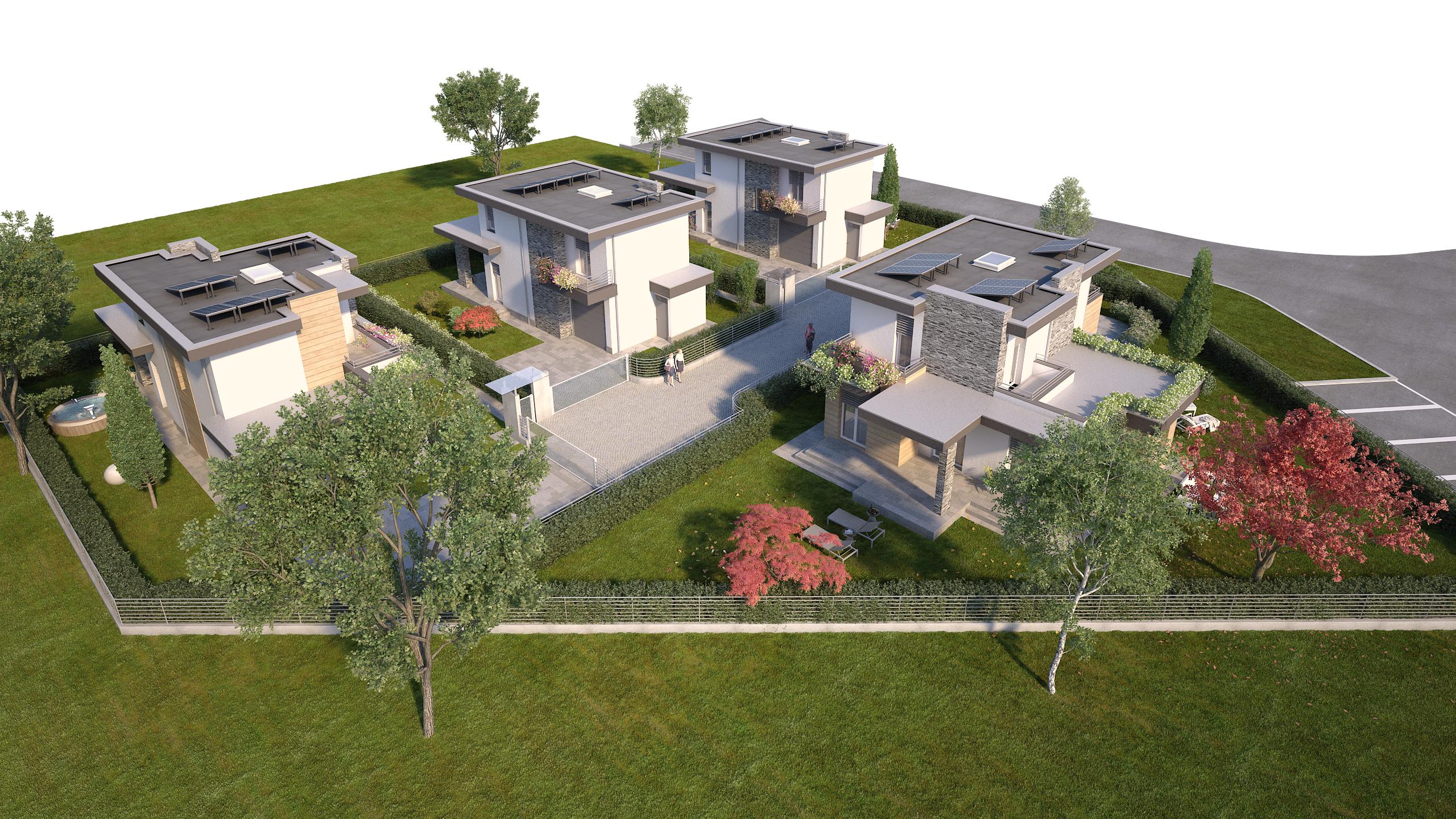 Vendita di nuove costruzioni